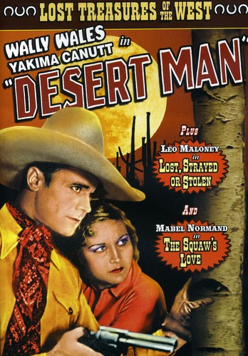 Lost Treasures of the West: Desert Man