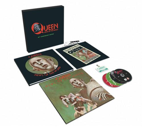 News Of The World - 40th Anniversary Box Set