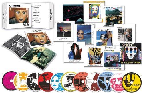 Chrome - Box Ii - 1983-1995 (Box) [Reissue]