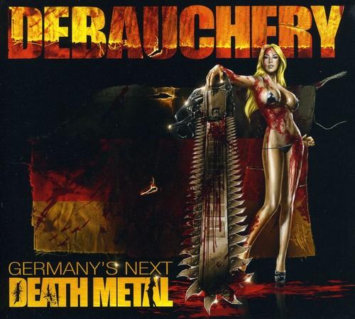 Germanys Next Death Metal