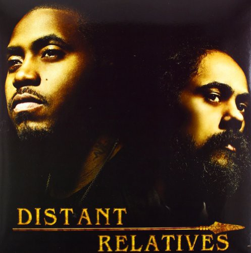 Damian Marley - Distant Relatives [LP]