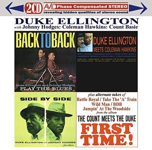 Plus-Back to Back /  Side By Side /  Duke Meets