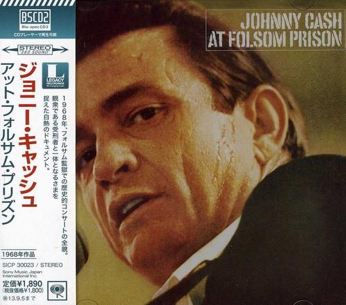 Johnny Cash - At Folsom Prison (Jpn) (Blu)