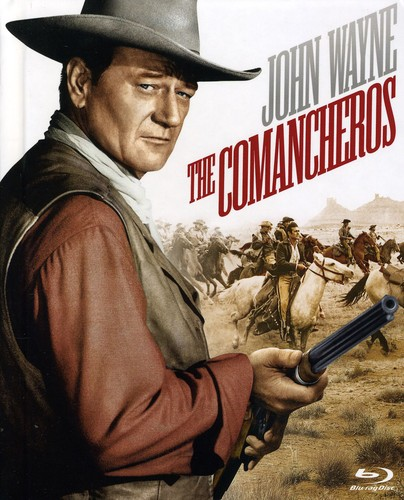 The Comancheros (50th Anniversary) (Digibook)