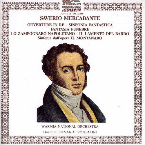 Ouverture in Re /  Sinfonia Fantastica