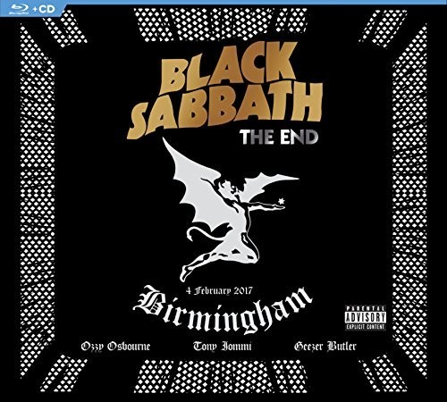 The End ( CD + Blu-ray) [Explicit Content]