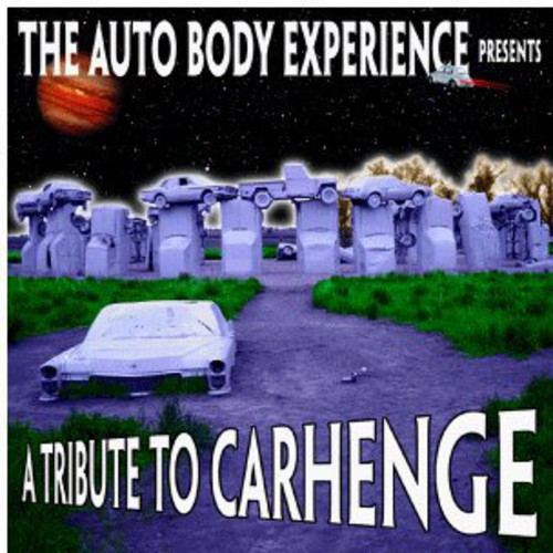 Tribute to Carhenge