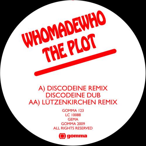 Plot [Pt. 2] [Discodeine and Lutzenkirchen Remixes] [Single]