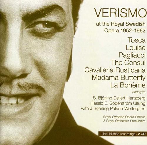 Royal Swedish Opera 8 /  Various