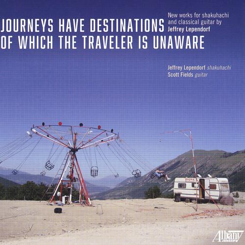 Jeffrey Lependorf: Journeys Have Destinations