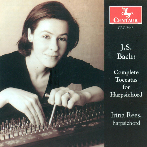 Complete Toccatas for Harpsichord