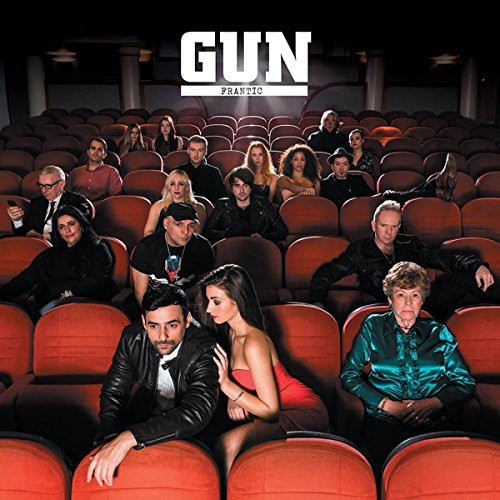 Gun - Frantic (Uk)