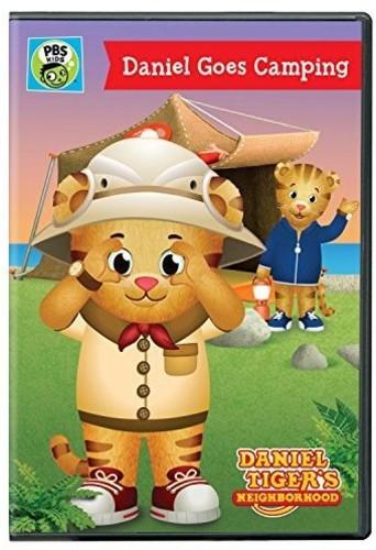Daniel Tigers Neighborhood: Daniel Goes Camping