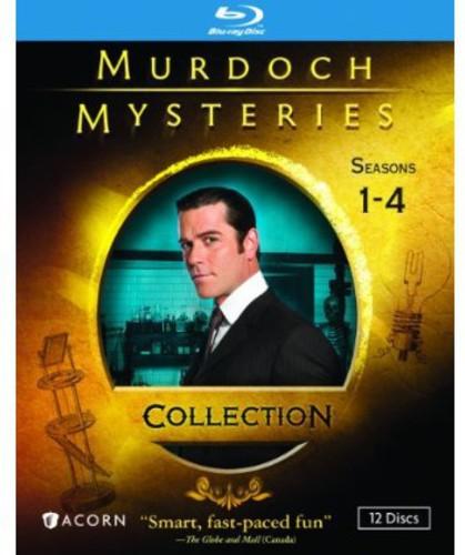Murdoch Mysteries: Seasons 1 - 4