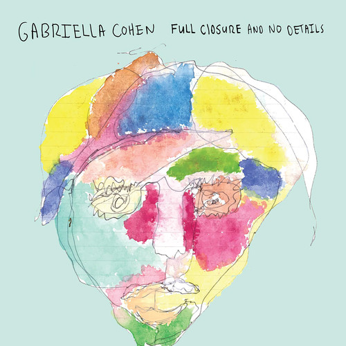 Gabriella Cohen - Full Closure and No Details [LP]