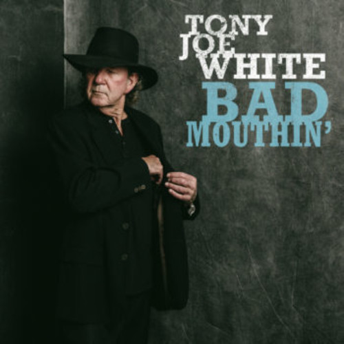 Tony Joe White - Bad Mouthin' [White LP]