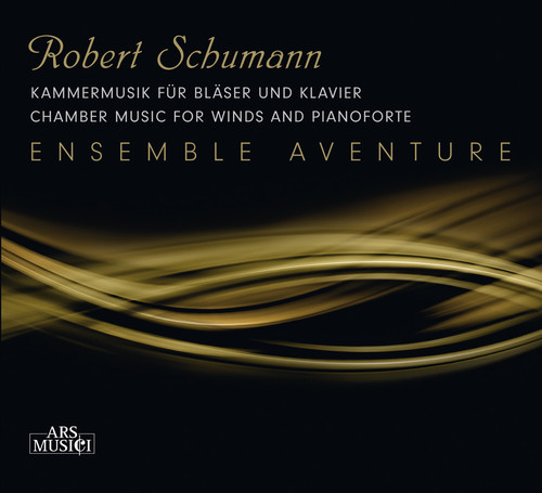 Chamber Music for Winds & Pianoforte