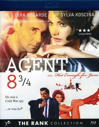 Agent 8 3 /  4