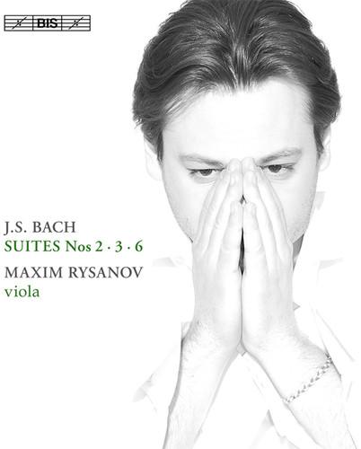 Maxim Rysanov Plays Bach Suites