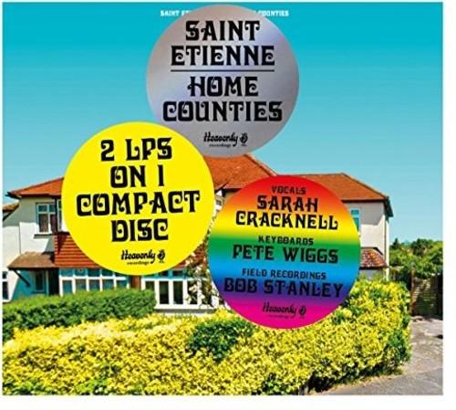 Saint Etienne - Home Counties [Digipak]