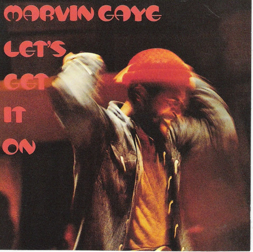 Marvin Gaye - Let's Get It On [Import]