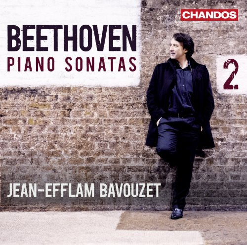 Jean-Efflam Bavouzet - Beethoven Piano Sonatas 3