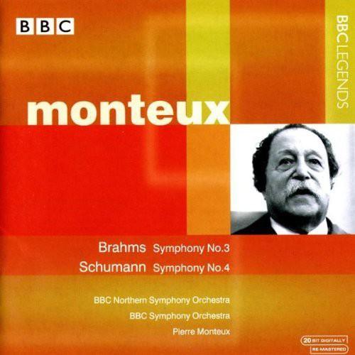 Overture L'italiana in Algeri /  Sympnonies 3 & 4