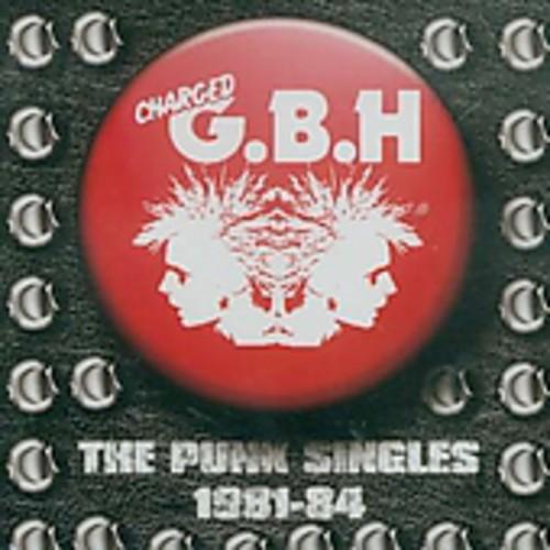 G.B.H - Punk Singles 1981-84 [Import]