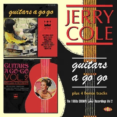 Guitars a Go Go: 1960's Crown Recordings 2 [Import]
