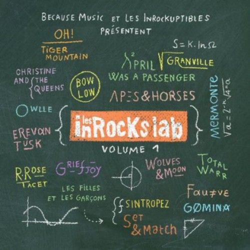 Les Inrocks Lab Volume 1