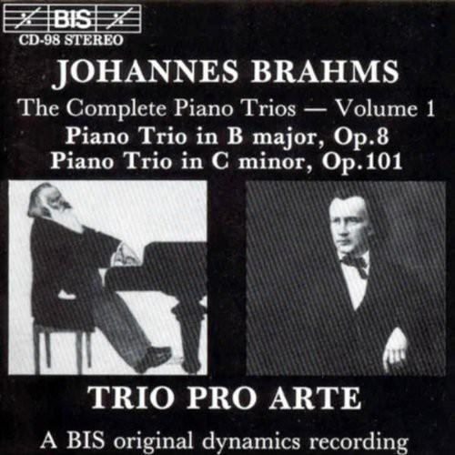 Piano Trio in B Op8