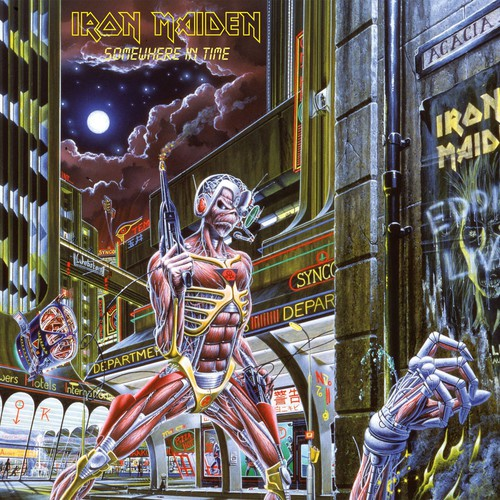 Iron Maiden - Somewhere In Time [Import Vinyl]