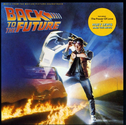 Back To The Future [Movie] - Back To The Future [Soundtrack]
