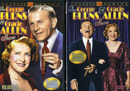 The George Burns and Gracie Allen Show: Volumes 1 & 2