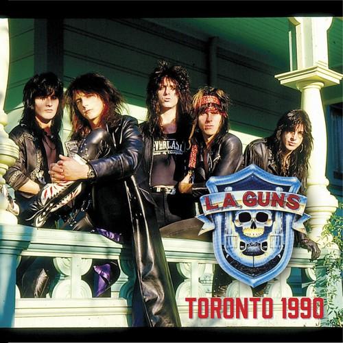 L.A. Guns - Toronto 1990