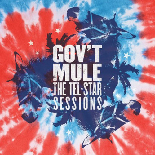 Gov T Mule The Tel Star Sessions Gatefold Lp Jacket 2pc