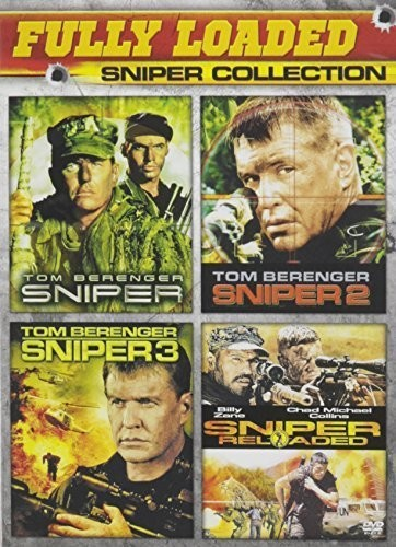 Sniper Collection: Fully Loaded