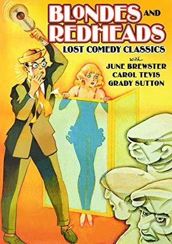 Blondes and Redheads: Lost Comedy Classics