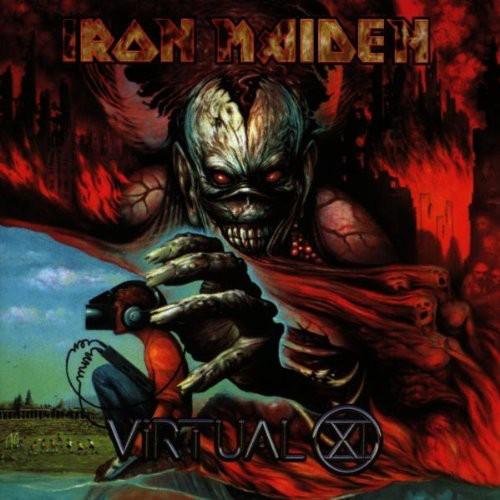 Iron Maiden - Virtual Xi [Import]
