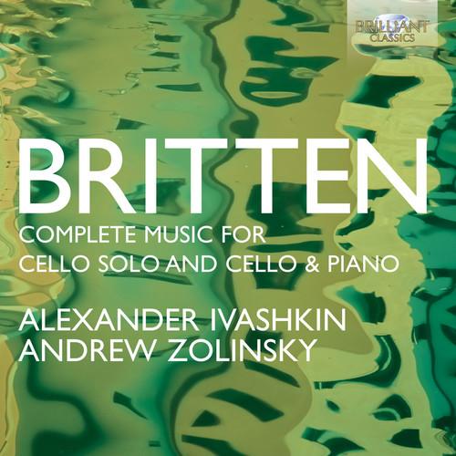 Complete Music for Cello Solo & Piano
