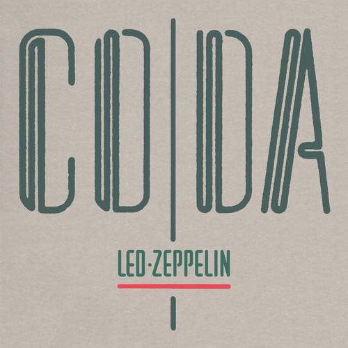 Led Zeppelin - Coda: Remastered Original Album [CD]