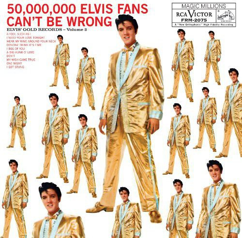 Elvis Gold Records Volume 2