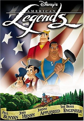 Disney's American Legends