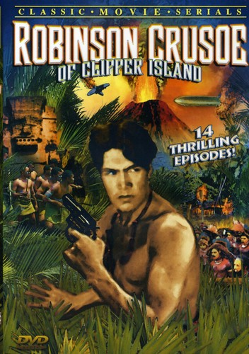 Robinson Crusoe of the Clipper Island Chapters 1-14