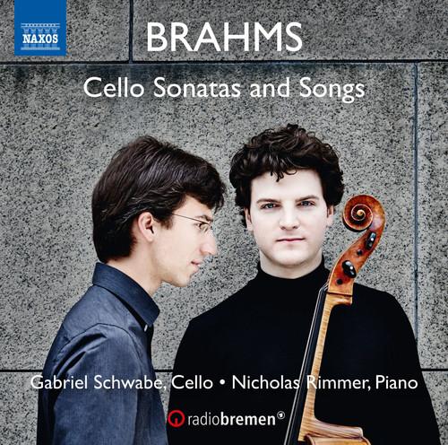 Nicholas Rimmer - Cello Sonatas & Songs