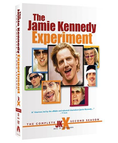 Gabriel Tigerman - The Jamie Kennedy Experiment: The Complete Second Season