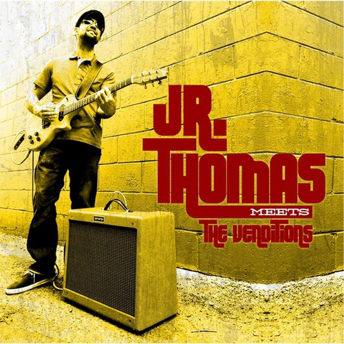Jr. Thomas - Jr. Thomas Meets The Venditions