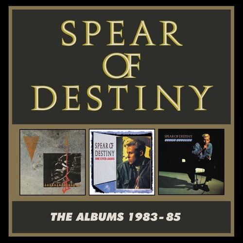Albums 1983-1985 [Import]