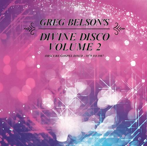 Greg Belson's Divine Disco 2