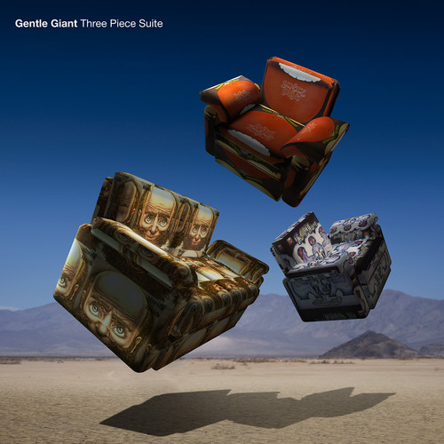 Three Piece Suite (steven Wilson Mix/  180g Gatefol